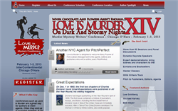 Writers, Readers Use Web to Love Their Murder