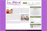 New Website Builds Holiday Spa Traffic