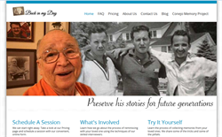 Website Helps Families Preserve Memories
