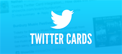 Using Twitter Cards for Business and Marketing
