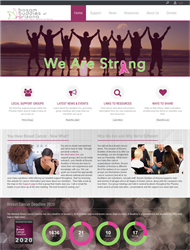 New Website Takes Off During Breast Cancer Awareness Month
