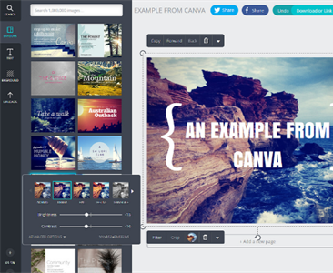 Using Canva to Create Facebook Ads