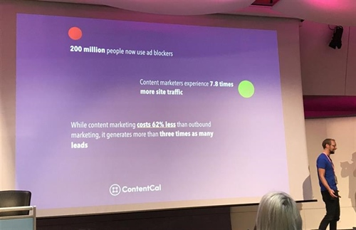 Content Marketing Generates Three Times More Leads